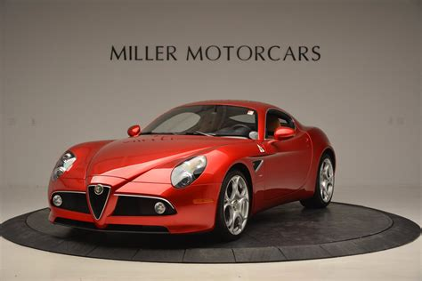 used 2008 alfa romeo 8c greenwich ct