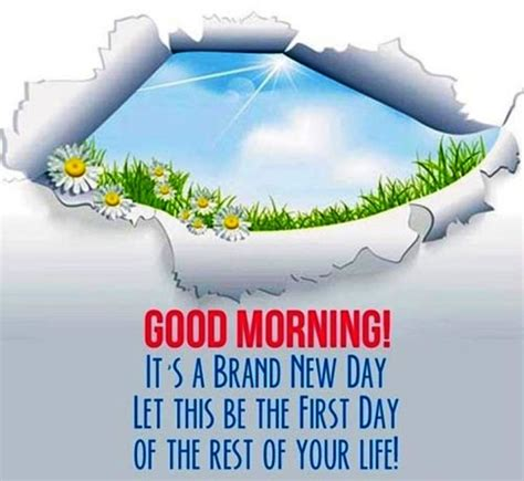 Its A New Day And A New Lookwel 2 by Morning Quotes Pictures Images Page 79