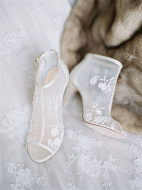 Bridal Bootie Shoes by Wedding Shoes The Wedding Pin