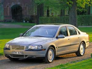 1998 Volvo S80 1998 Volvo S80 Automatic Related Infomation Specifications
