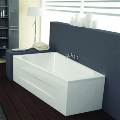 vasche asimmetriche vasca asimmetrica bea 170 x 110 70 cm