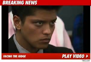 Does A Criminal Record Go Away Bruno Mars Gets Plea Deal In Bust Tmz