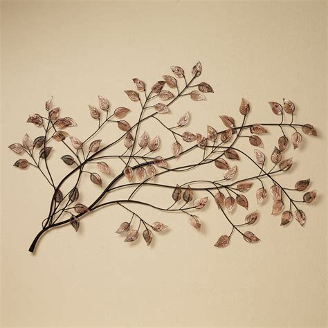 wall decor wall decor ideal metal branch wall part