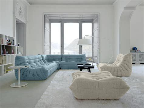 Living Room Floor Planner by Togo Sofas Designer Michel Ducaroy Ligne Roset