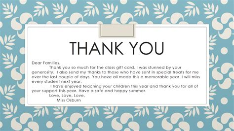 thank you letter to 1st grade thank you letter to 1st grade 28 images