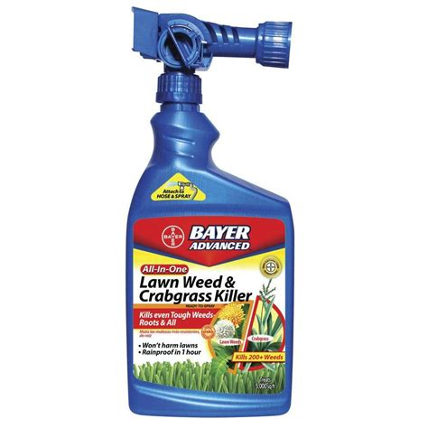 bayer advanced 32 oz ready to spray all in 1 lawn weed