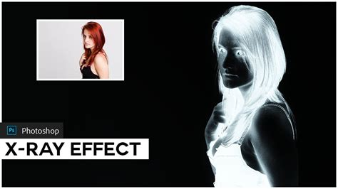 tutorial photoshop x ray photoshop tutorial and action x ray color illusion photo