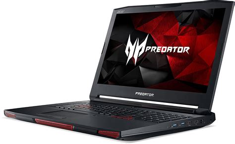 Laptop Acer 4000 acer predator 17 x with i7 7820hk kaby lake