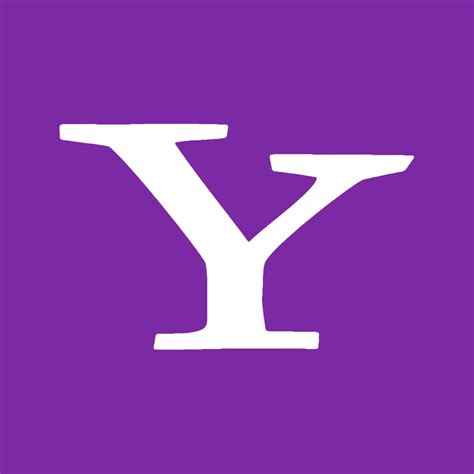 yahoo com yahoo icon simple iconset dan leech