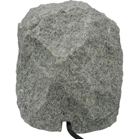 Gartensteckdose Granit