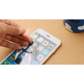 taffware nano explosion proof toughened membrane screen protector for iphone 6 plus