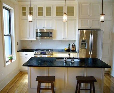 Backsplash With Soapstone Counters Antique White Cabinets Soapstone Countertops Subway Tile