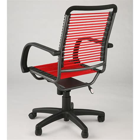 Black Bungee Office Chair by Bungee High Back Office Chair And Black In Office Chairs