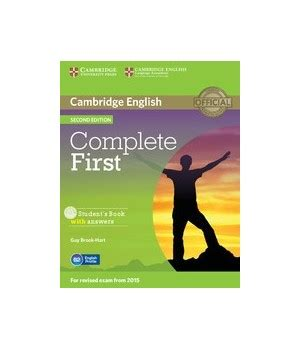 complete first students book 1107633907 complete first with answers students book cd cambridge libroidiomas