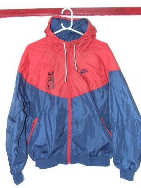 jacket windbreaker vintage jacke vintage jacket