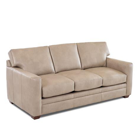 wayfair custom upholstery carleton leather sofa reviews wayfairca