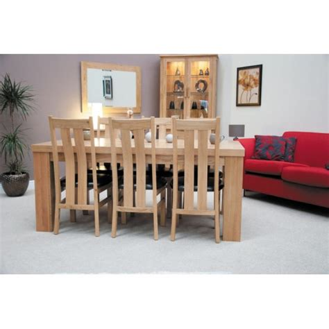 dining table opus oak dining table