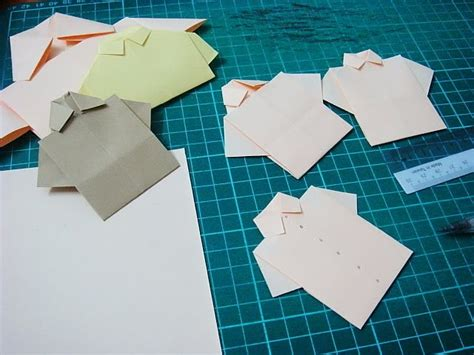 how to make origami shirt azlina abdul origami shirt