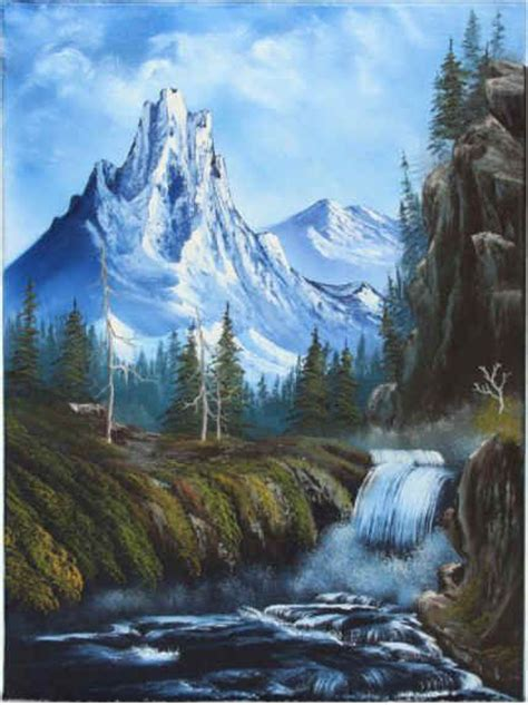 bob ross painting basics bob ross 174 royal majesty pinteres