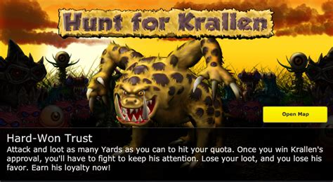 kongregate backyard monsters backyard monsters hunt for krallen discussion on