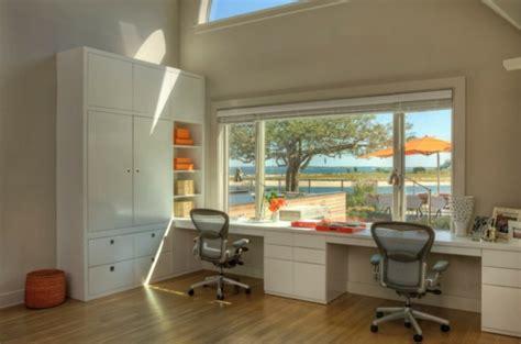 home office design für zwei personen homeoffice design f 252 r zwei personen teilen sie ihren