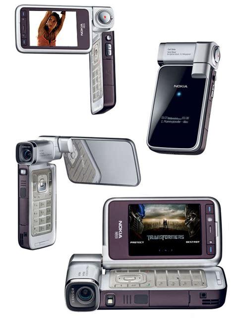 Nokia N93i Original nokia n93i transformers edition phone transformers news