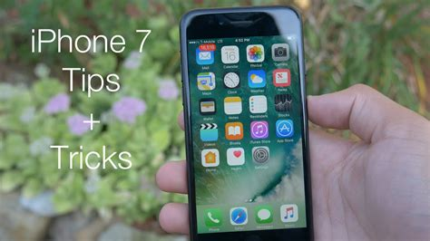 iphone 7 10 and tricks features