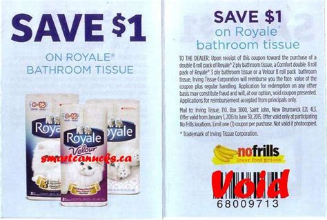 royale bathroom tissue coupon dollars cents coupon scan thread 2015