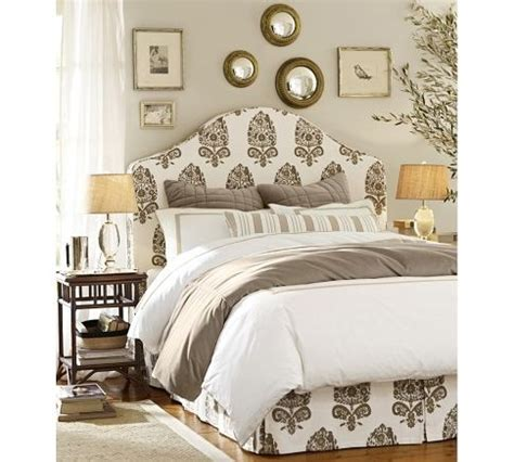 pottery barn riley headboard 17 best images about recamaras on pinterest master