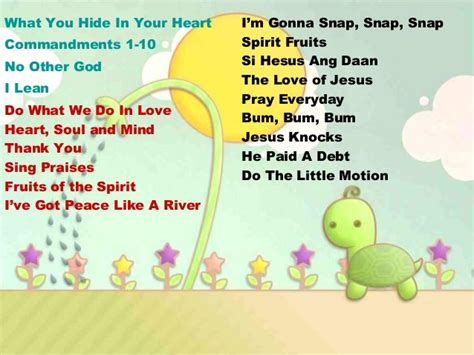 songs for toddlers church songs vol 2
