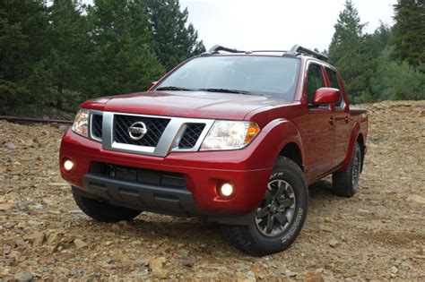 nissan frontier pro 4x 2017 2017 nissan frontier pro 4x road review page 2