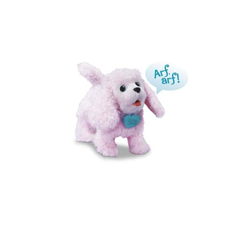 furreal walking puppy furreal friends walking puppy pompom poodle ages 4 new plush hasbro ebay