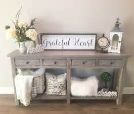 Entry Way Table Decorating best 25 entryway decor ideas on pinterest living room