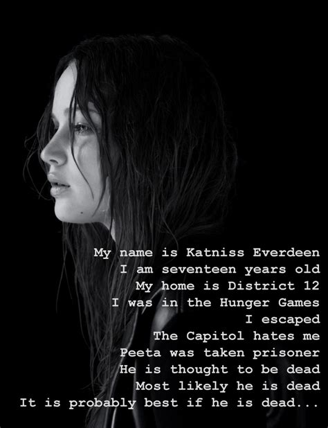 my name is katniss everdeen mockingjay fan art 24818881