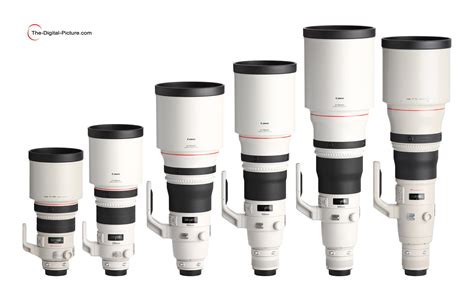 large white l 2012 canon big white l lens family picture