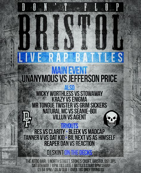flyer design bristol bristol rap battle flyer by shiftz on deviantart