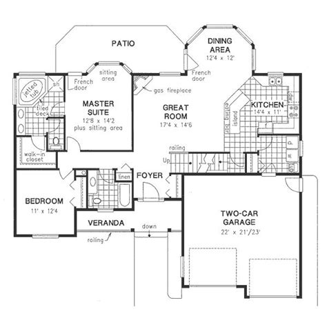 functional floor plans 1000 images about floor plans on house plans luxury house plans and craftsman home