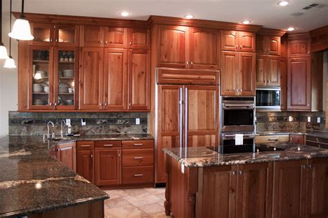 rustic cherry kitchen cabinets rustic cherry cabinets mf cabinets