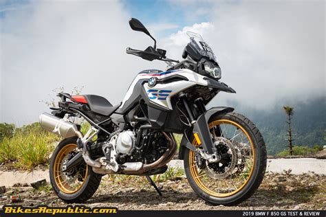 bmw   gs test review  faster