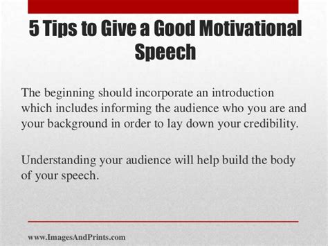 7 Tips For Giving Up Gossip by 5 Tips To Give A Motivational Speech