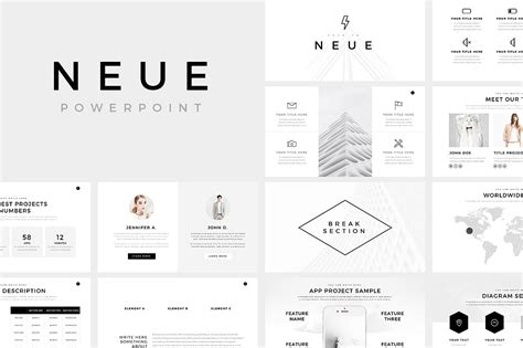 powerpoint tutorial for students 17 minimalist powerpoint templates for clean simple