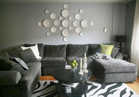 decorative plates collage beautiful wall decorating ideas