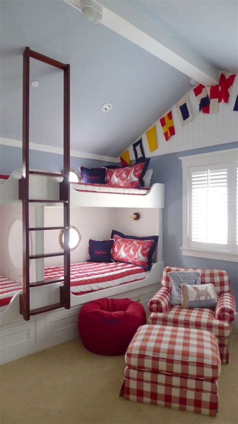 Nautical Childrens Room by 25 Fabulous Nautical Rooms For Design Dazzle