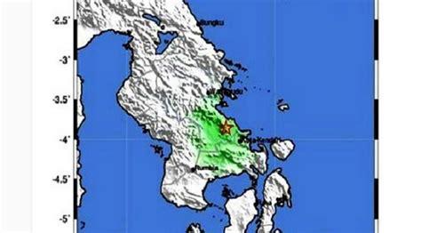 penjelasan bmkg mengenai gempa bumi sesar aktif  wilayah kendari daftar situs judi poker