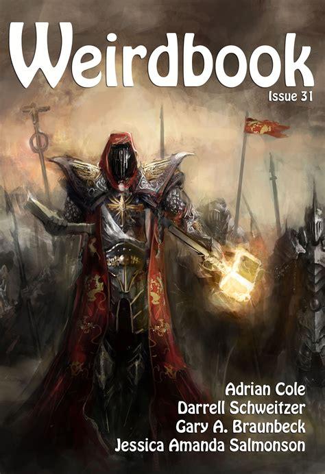weirdbook 37 books new cover and design weirdbook magazine
