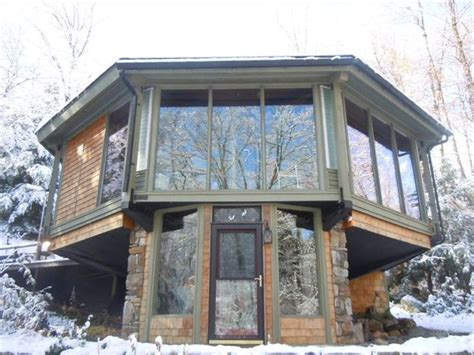 Berkshires Cabin Rental by Imaginative Secluded Berkshires Tree House Near