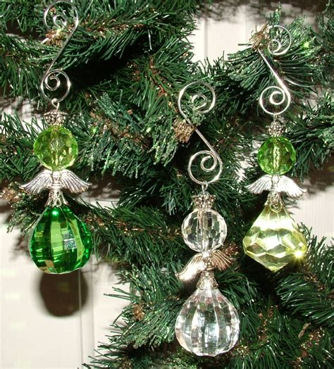 ekduncan my fanciful muse beaded christmas ornaments