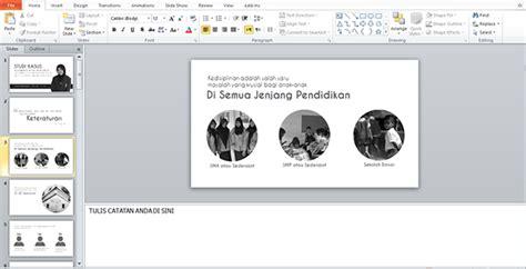 Cara Buat Noten cara mempersiapkan presentasi sidang skripsi yang baik