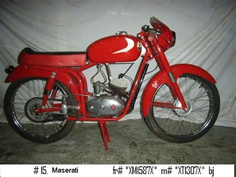 maserati bike price maserati moped joop stolze classic cars
