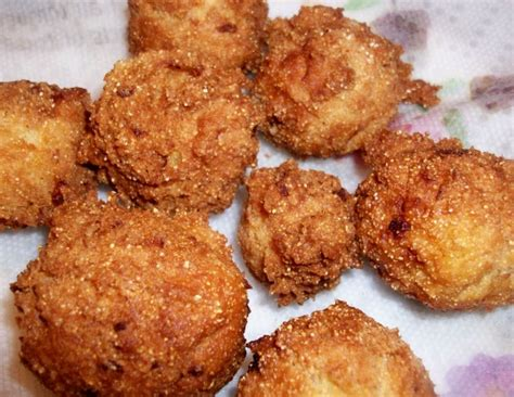 what is a hush puppy made of hush puppies made easy recipe genius kitchen